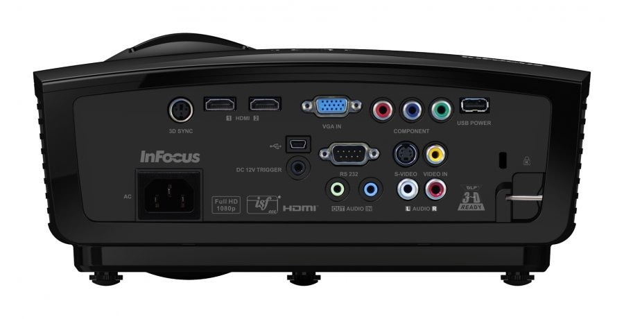 InFocus-SP8606HD-back