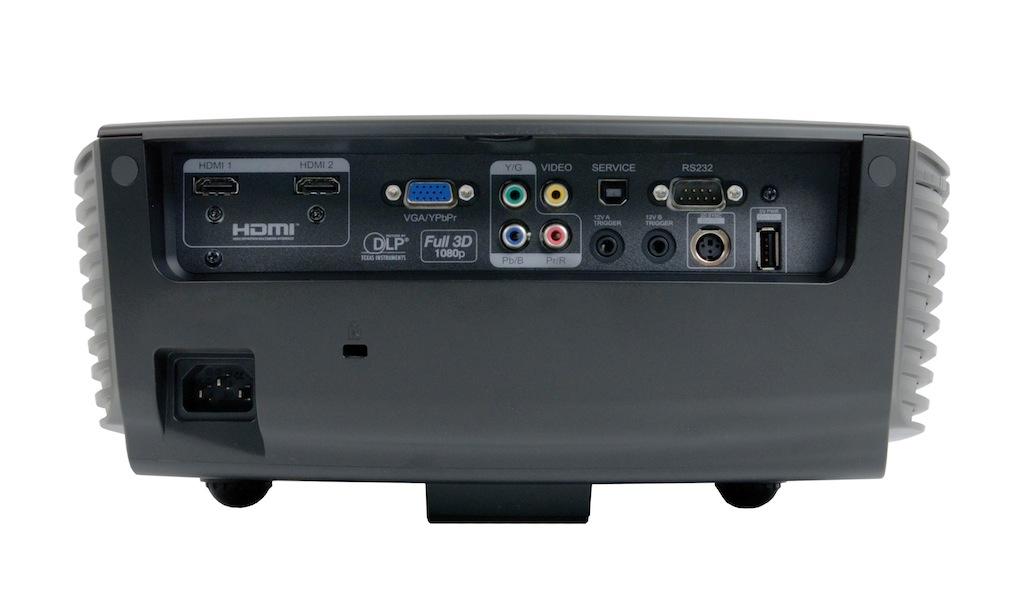 Videoproyector Optoma HD91-
