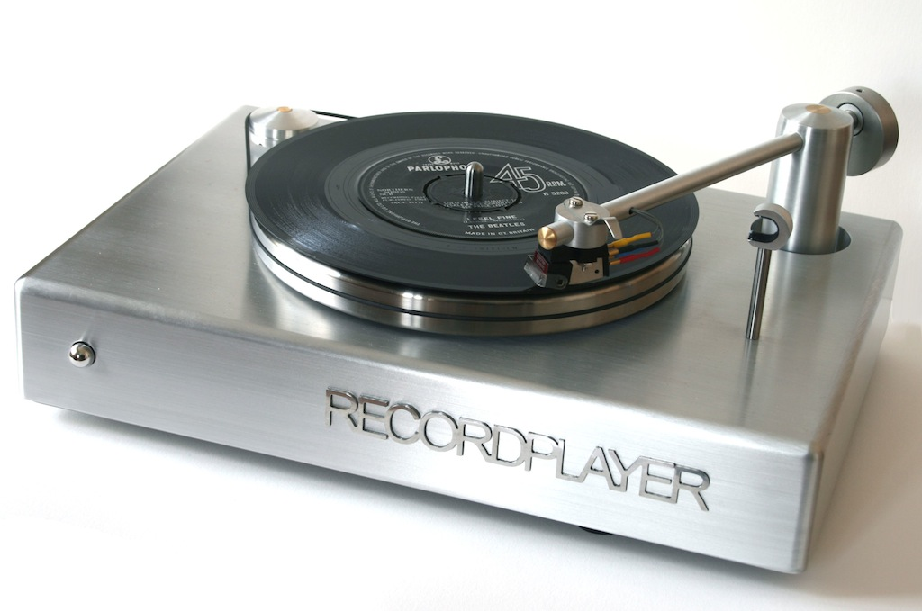 Simon York S45 Recordplayer