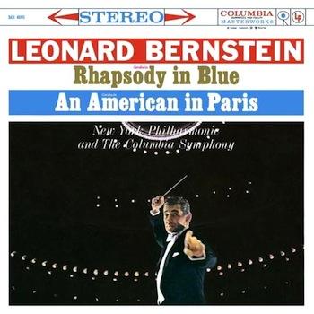 "Leonard Bernstein ""Rhapsody in Blue"""
