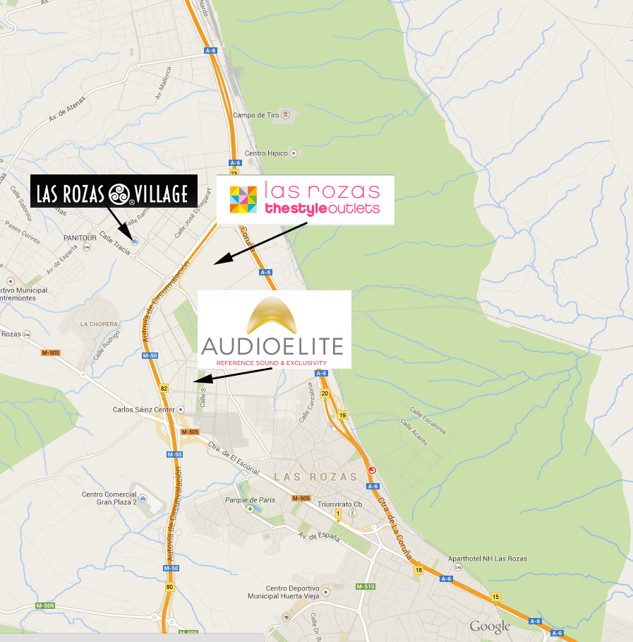 Audio Elite, nueva tienda en Madrid__1