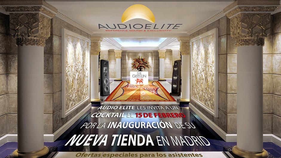 Audio Elite, nueva tienda en Madrid__2