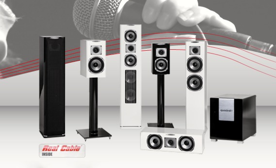 Pickupsound distribuye Quadral