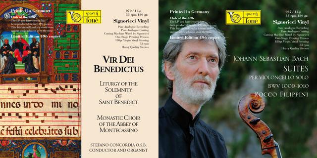 Montecassino - Bach