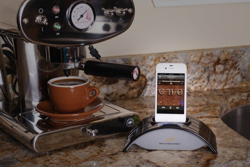 Soundcast iCast Sound&Pixel