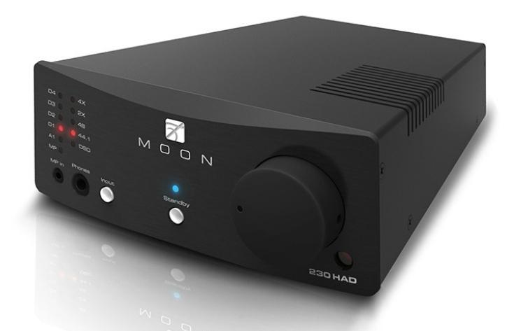 Moon Neo 230 HAD Amplificador de Auriculares y DAC