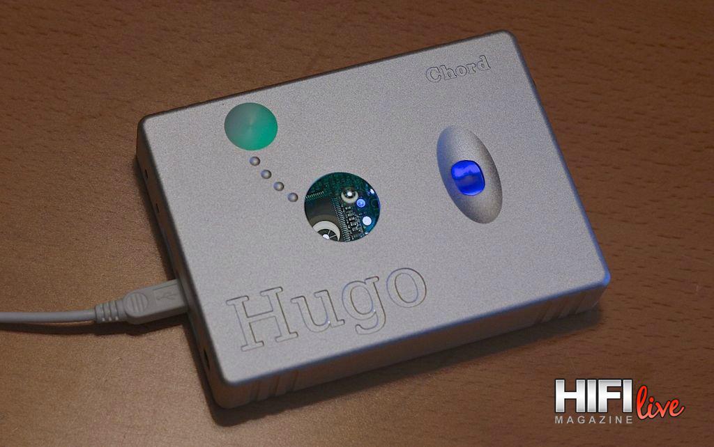 Chord Hugo 96kHz