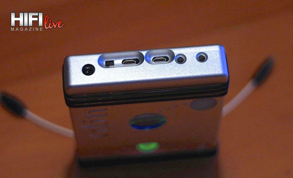 Chord Hugo USB y mandos