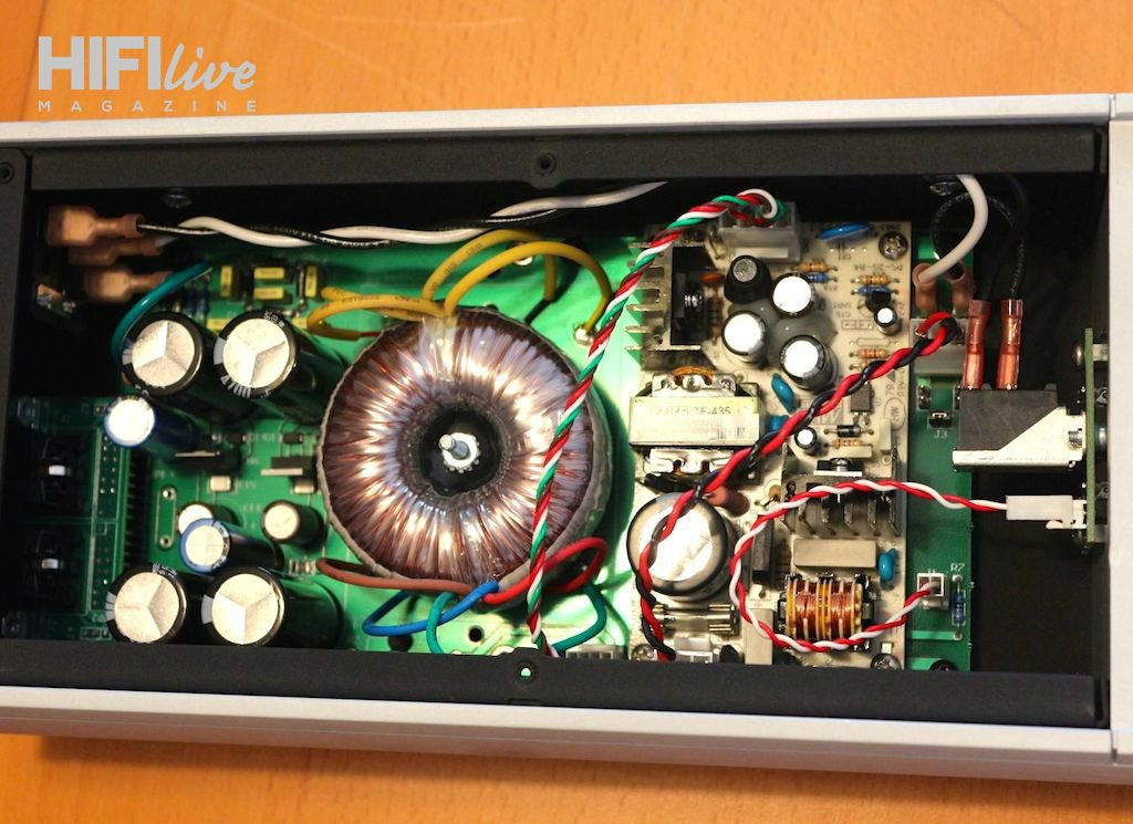 Audio Alchemy DDP1 PS5 int