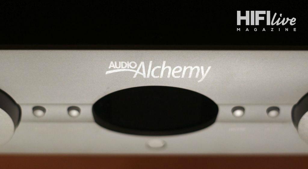 Audio Alchemy DDP1 marca