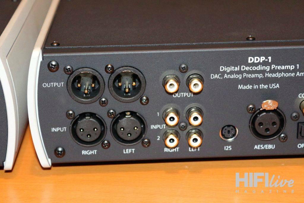 Audio Alchemy DDP1 tras analog