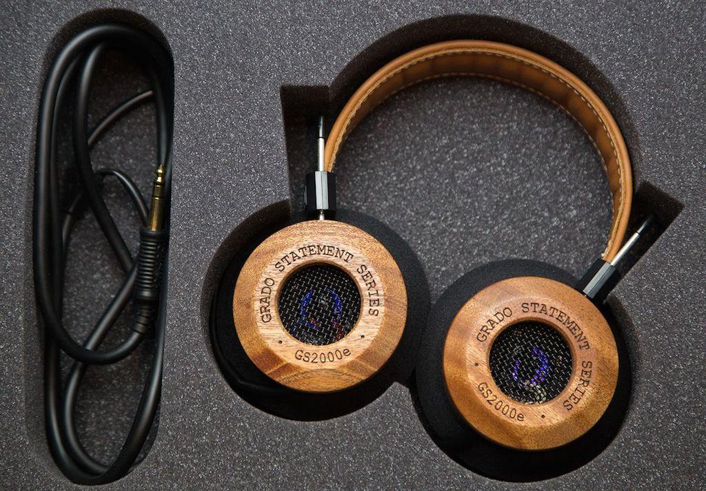 Auriculares GRADO GS2000e Caja de Emabalaje