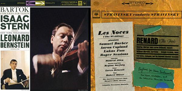 Bartok-Stravinsky